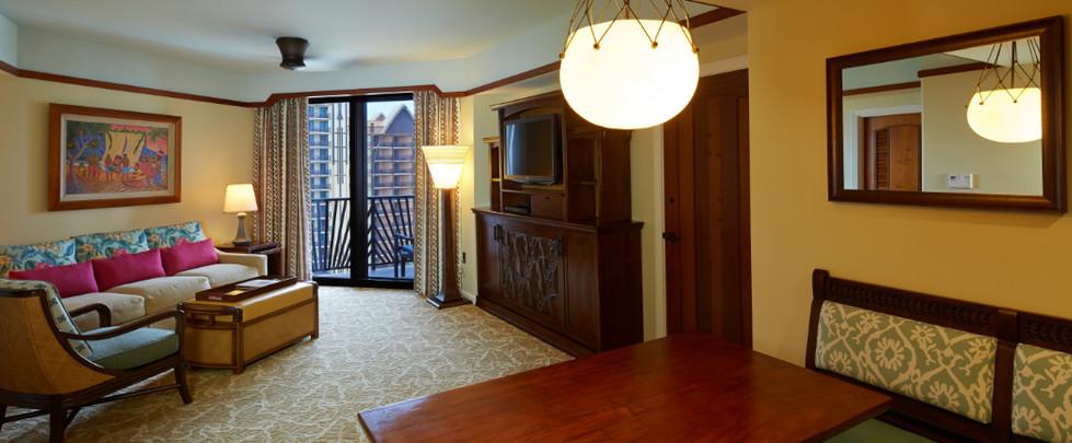 Aulani One Bedroom Villa Milesgeek