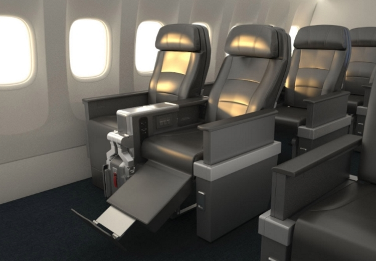 American Airlines Launches International Premium Economy