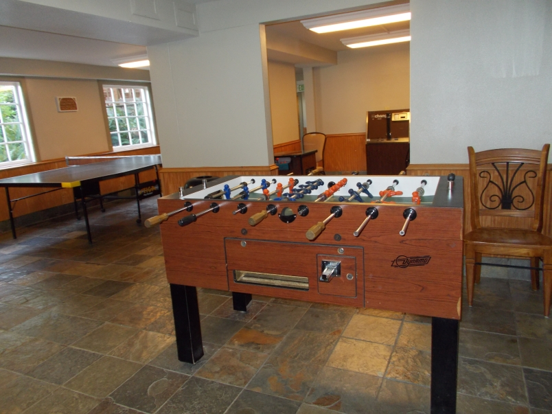 Pool and Game Area Lake Quinault Lodge