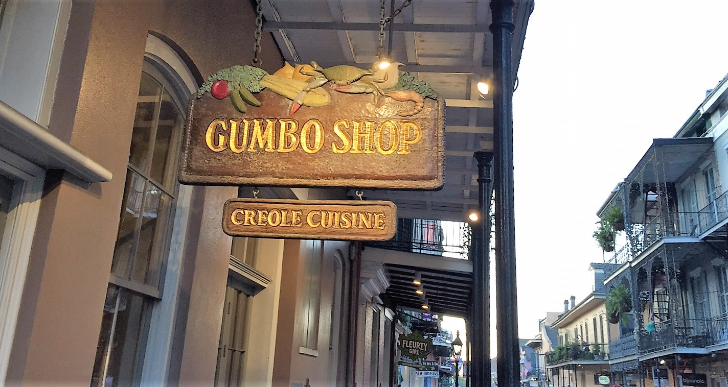 Gumbo Shop Popular French Quarter Creole Restaurant