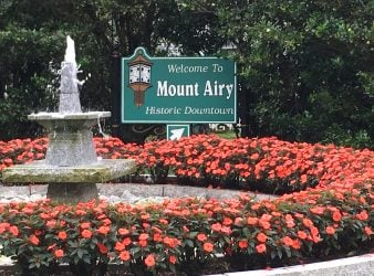 Historic Mt. Airy - The Real Mayberry