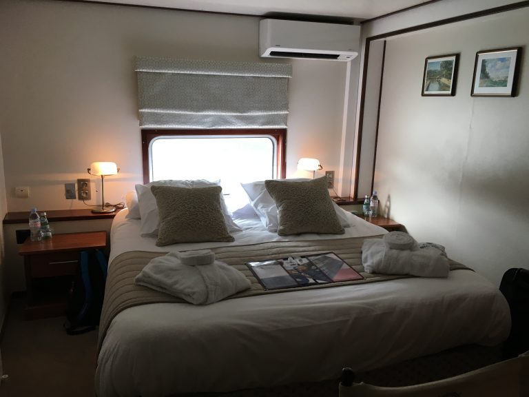 Inside a Panache Cabin - European Waterways