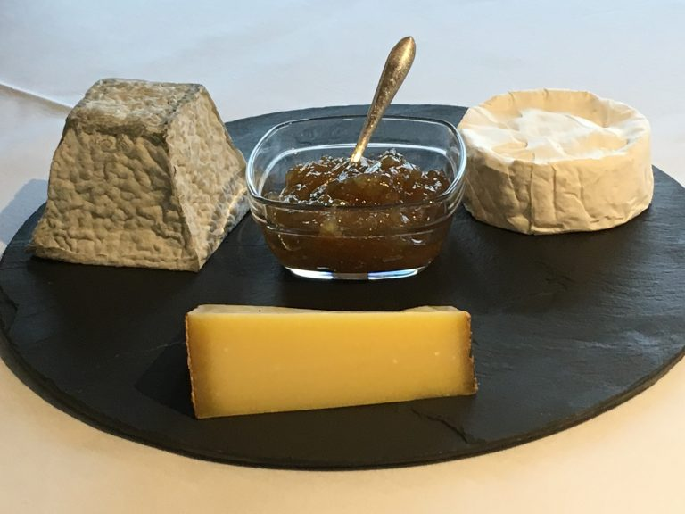 Panache Cheese Presentation - Finding Balance on a Barge in France