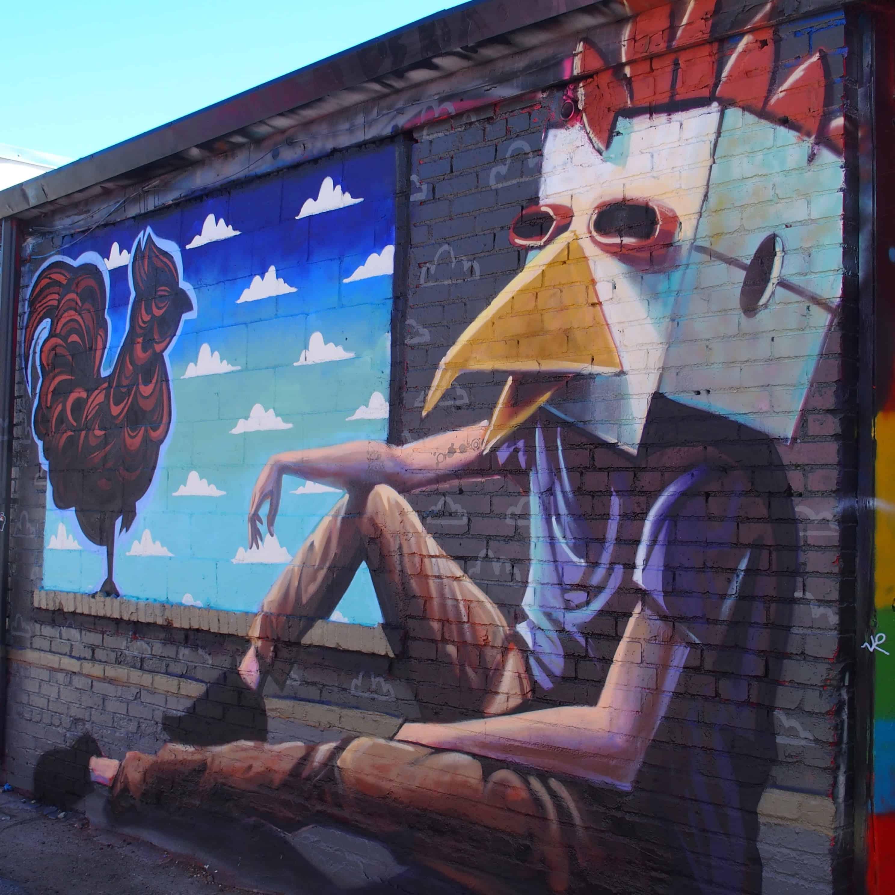 Crush 2017 Denver S Outdoor Gallery Of Graffiti Street Art And