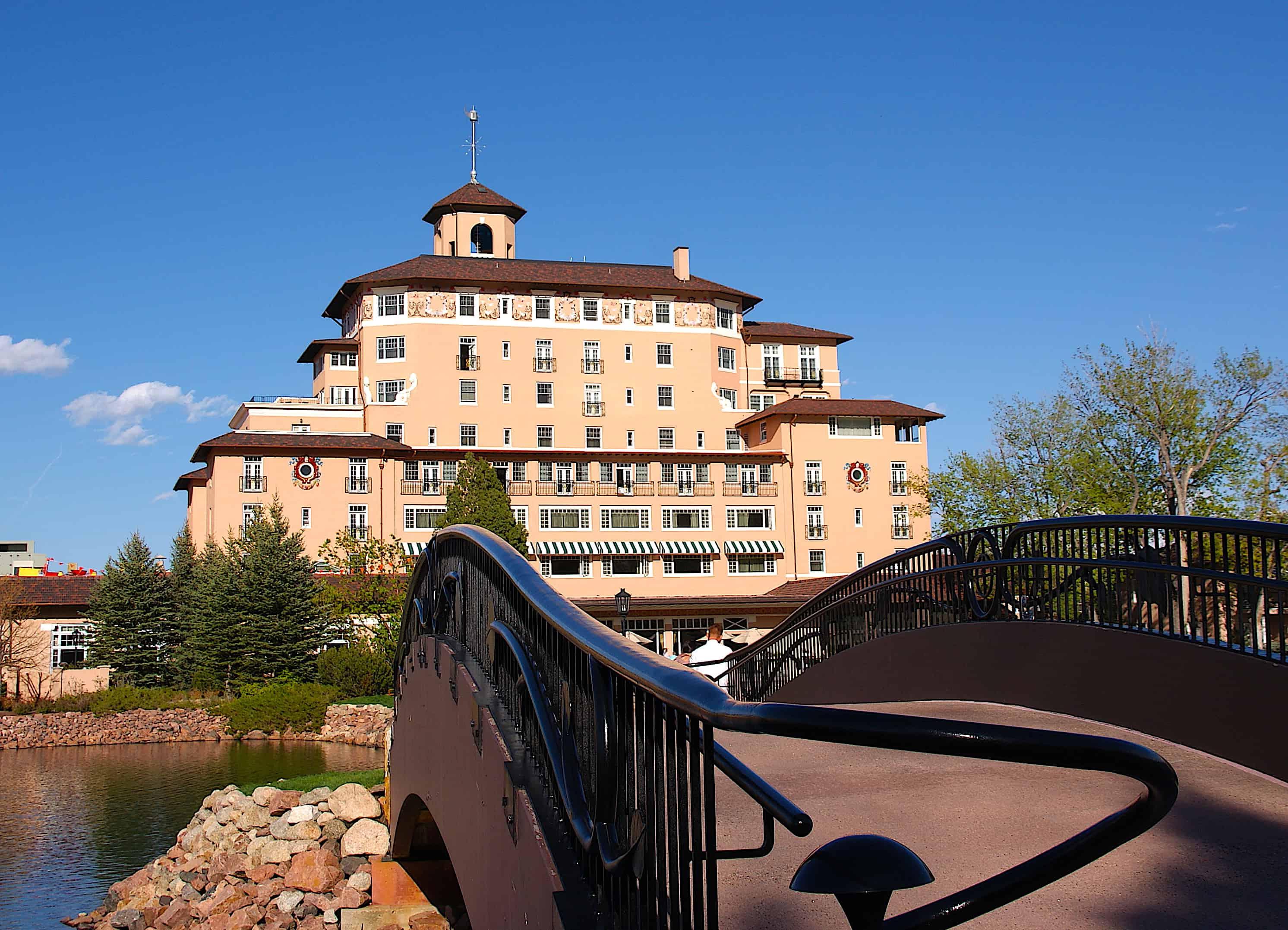 Broadmoor Hotel Colorado Springs